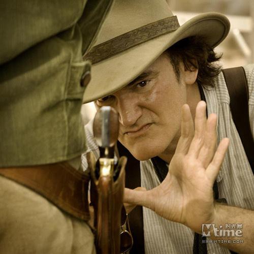 """昆汀再拍西部片 剧本将写完称不会是""""姜戈""""续"""