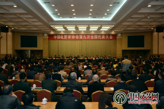 李雪健当选影协主席 成龙等为副主席