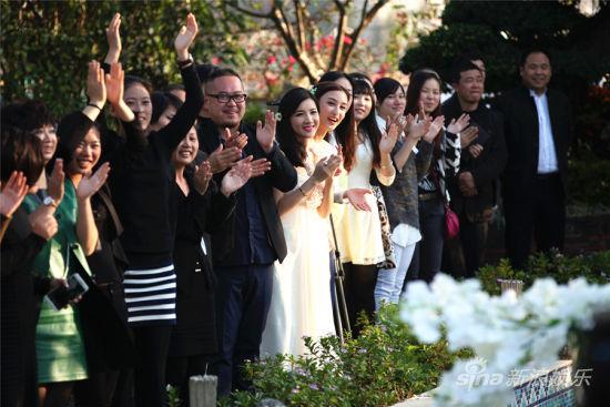 《美人邦》海陆空全线出击打造奢华婚礼