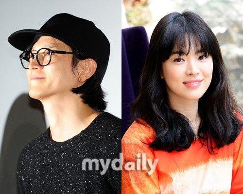 姜东元宋慧乔《我的忐忑人生》演夫妻