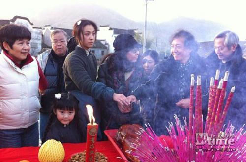 刘青云汤唯主演新片开拍 传人物原型是成龙父母
