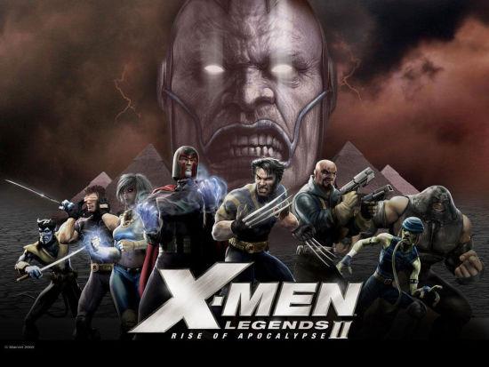 《X战警天启》定档2016年 人气反派登场