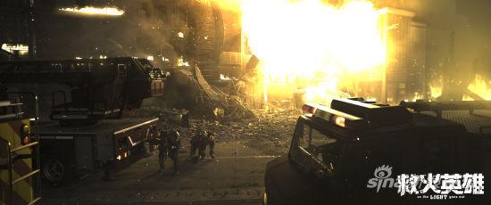 《救火英雄》特效求突破 上演烟与火之歌