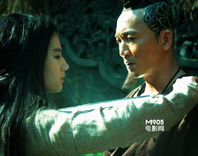 《名捕2》铁手无情成主线 邹兆龙刘亦菲如兄妹