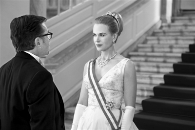 电影《摩纳哥的格蕾丝》揭幕戛纳电影节