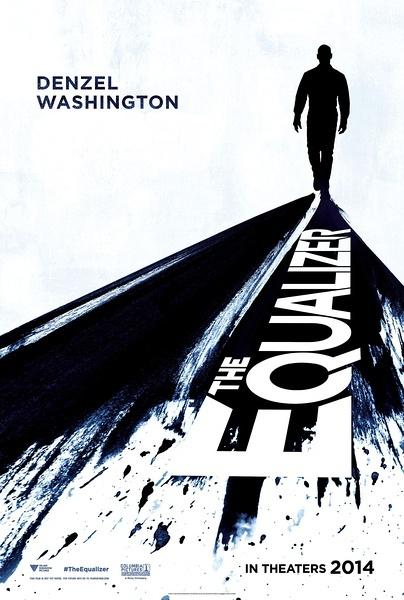 《伸冤人》曝光抽象海报 华盛顿神秘背影现身