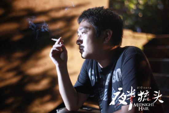 刘宁新片《夜半梳头》 不玩穿越玩惊悚