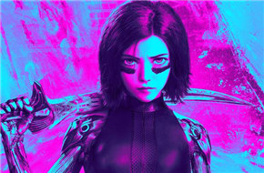 《阿丽塔:战斗天使》曝杜比专属海报 卡梅隆尝试杜比视界HDR技术
