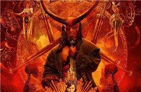 《地狱男爵》哥特风艺术海报细节惊人 血色地