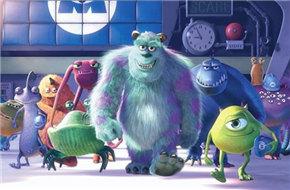 皮克斯动画《怪兽公司》将拍衍生剧集 2020上线Disney+平台